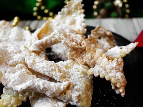 Как испечь печенье хворост