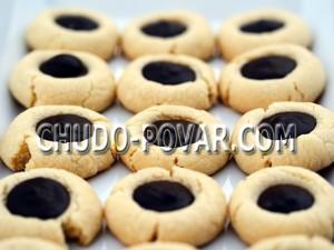 песочное печенье курабье