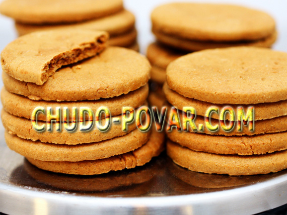 рецепт печенья в домашних условиях рецепт с фото