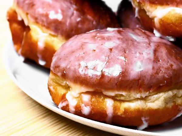 пончики дрожжевые воздушные рецепт как в детстве с фото