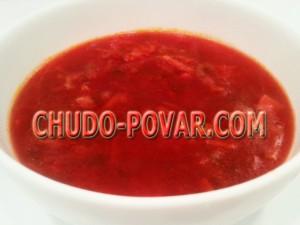 Рецепт горохового супа с картошкой