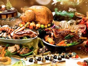 Рецепты к Новогоднему столу