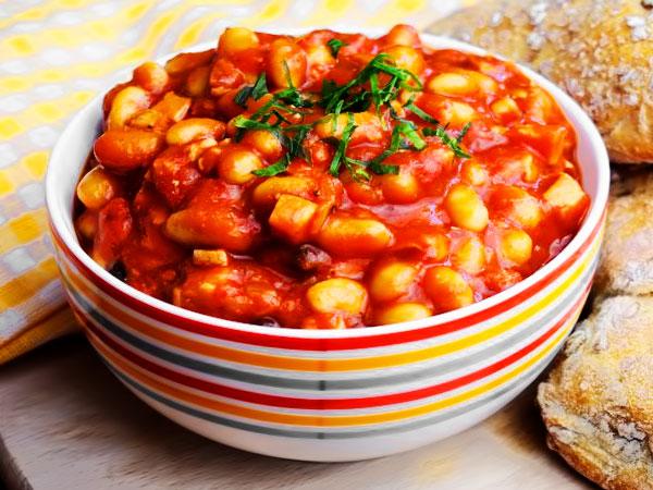Салат с фасолью на зиму рецепт с фото