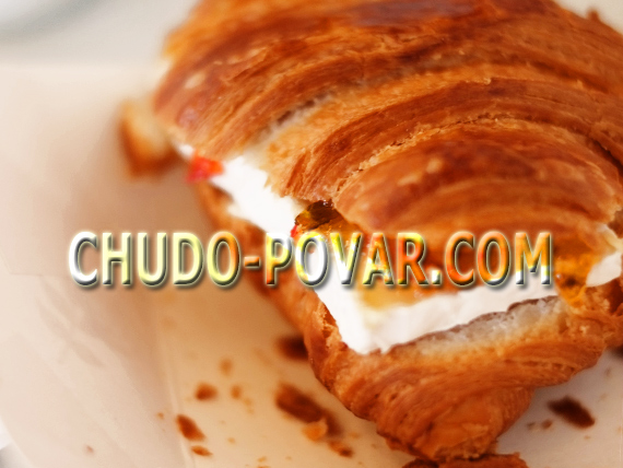 слоеное тесто бездрожжевое рецепт с фото