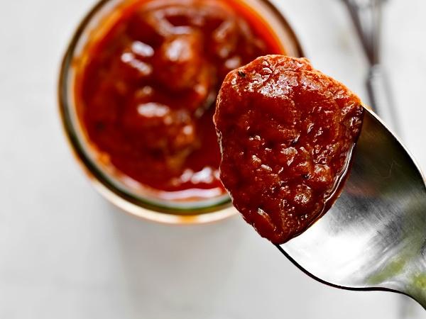 Соус из томатной пасты для пиццы