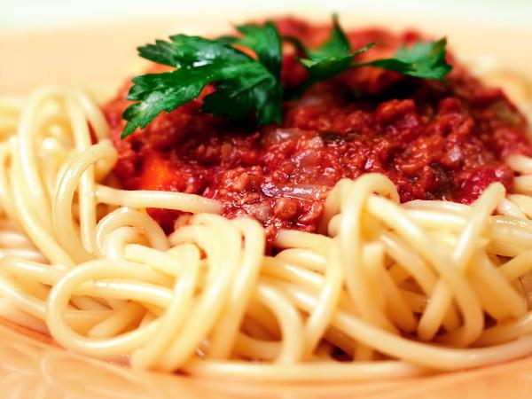 соус для спагетти рецепт с фото
