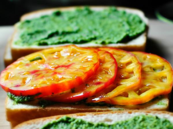 фото салаты с растительным маслом
