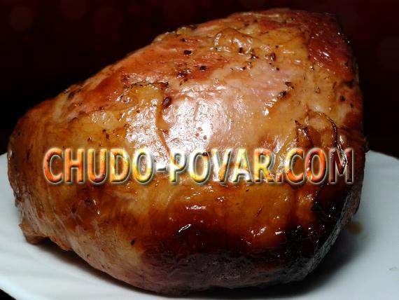 свинина в духовке рецепт с фото