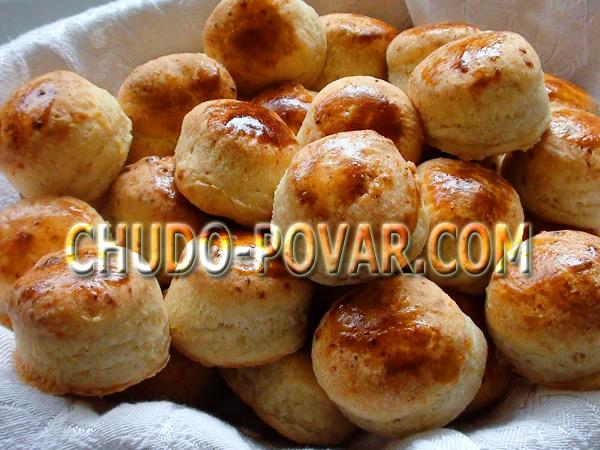 Запеченные сырники в духовке