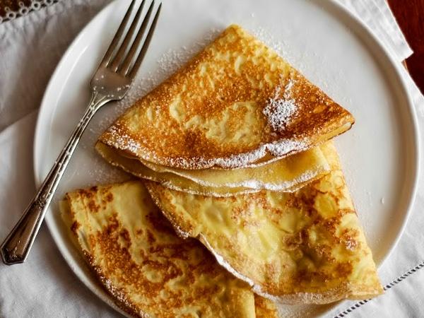 Вкусные блины на молоке рецепт пошагово с фото