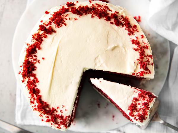 торт красный бархат рецепт с фото