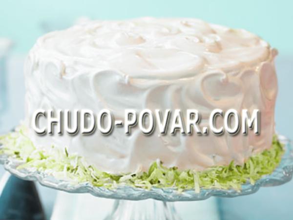 рецепт торта на новый год с фото