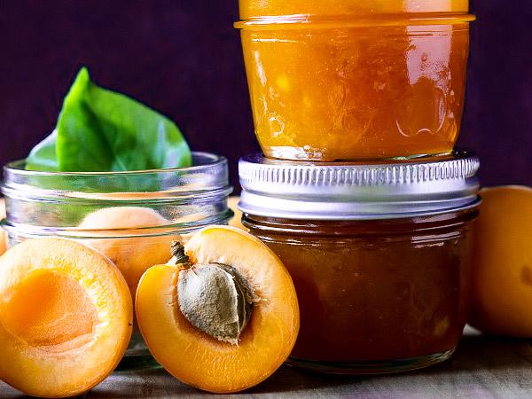 Варенье из абрикосов рецепт с косточками с фото пошагово