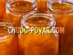 варенье из апельсинов на зиму