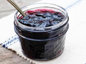Варенье из чёрной смородины: рецепт на зиму