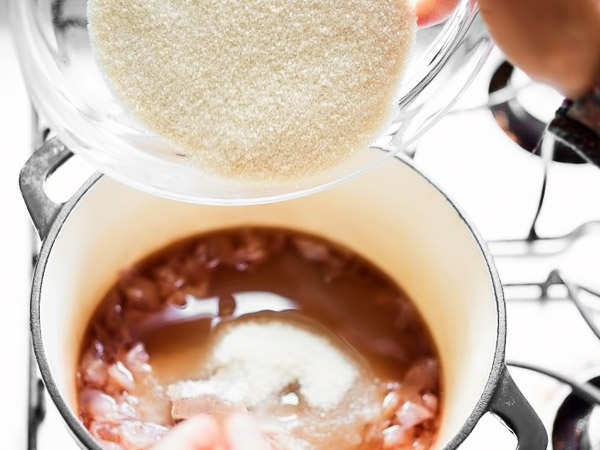 фото приготовления варенье из лепестков чайной розы шаг 4