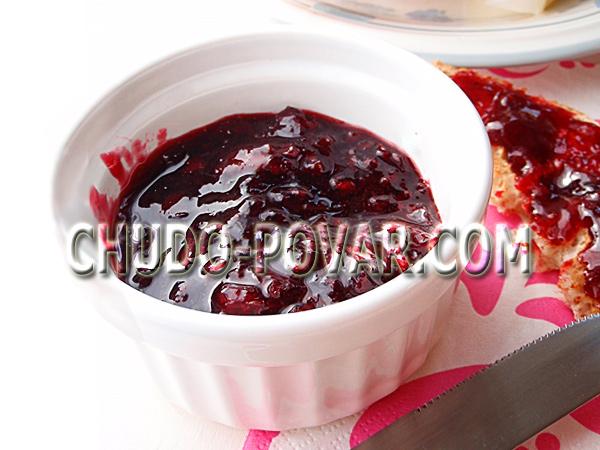 Пятиминутка из вишни без косточек на зиму рецепты