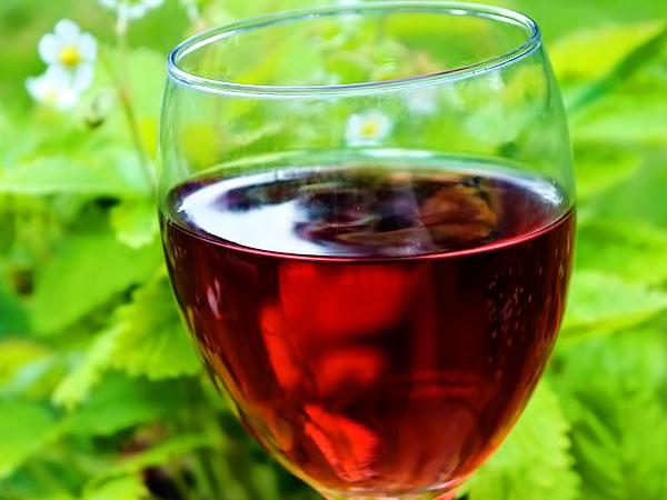 Вино из клубники рецепт с фото