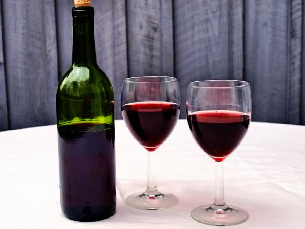 вино из слив рецепт с фото