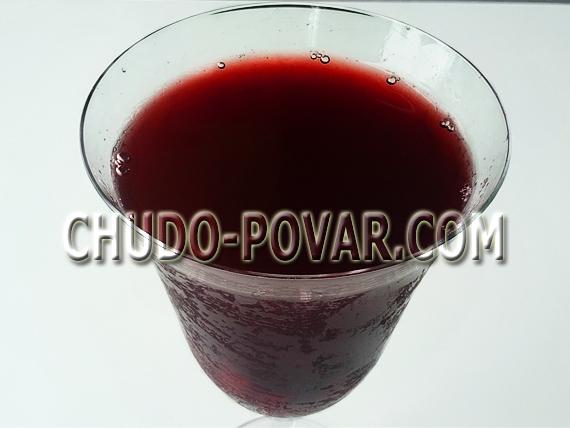 вишневая наливка рецепт с фото