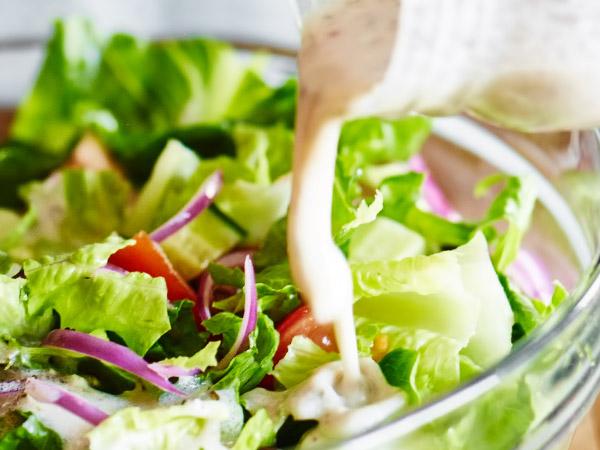 Заправка для салата греческого в домашних условиях