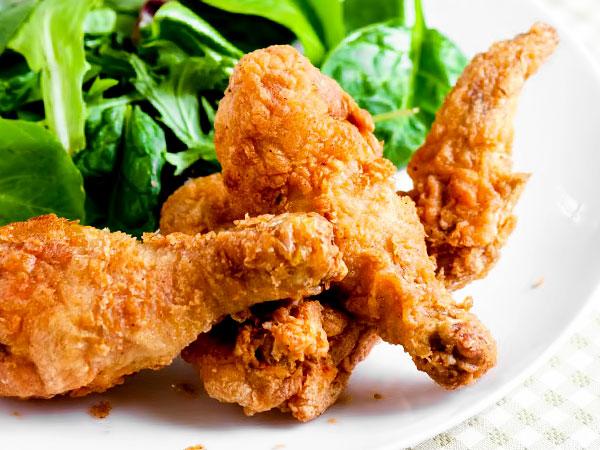 курица в кляре рецепт